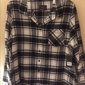 Free press sleepwear flannel nightshirts 3 colors